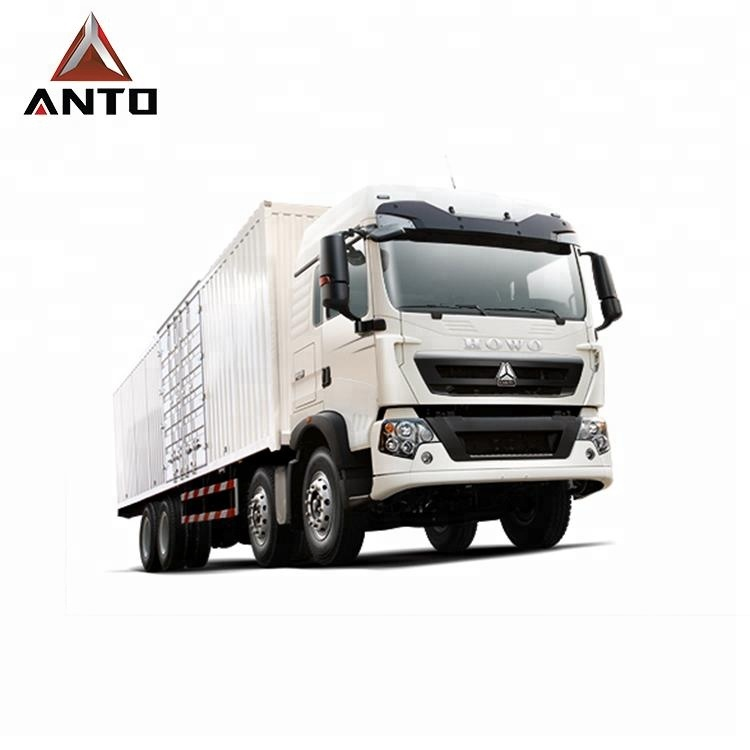 Euro 2 to Euro 5 howo diesel cargo truck lorry truck with competitive price