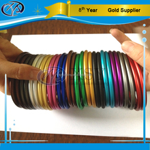 baby carrier sling rings, aluminium rings with safety certification
