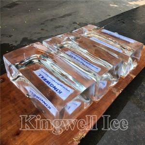 Kingwell Transparent Clear Block Ice Machine for Ice Sculpture