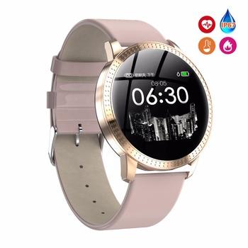 gran descuento 82e9d 5ff33 Reloj Deportivo Mujer Fitness Reloj Inteligente Bluetooth Podómetro Táctil  Inteligente Corriendo Reloj Monitor De Ritmo Cardíaco Reloj Inteligente -  ...