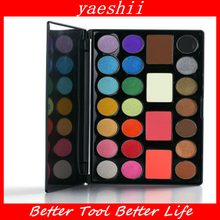 YAESHII top selling new stylish 25 makeup color eyeshadow palette for ladies
