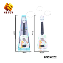 Educational toys for kids musical instrument giraffe cartoon toy 21 inch ukulele