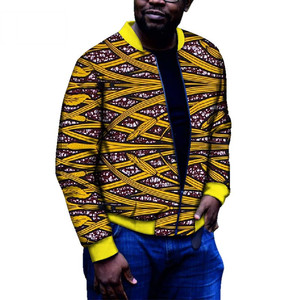 wholesale plus size men african clothing plus size windbreaker jacket women traditional african clothing wyN383