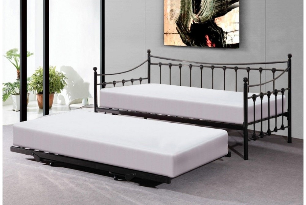 Antique Sofa Cum Bed Design Wrought Iron Sofa Day Bed With