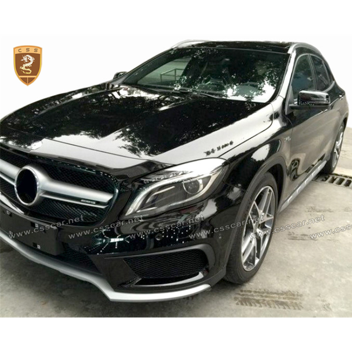 Bens gla w156 full body kit cars voor koop door amg stijl auto body kit