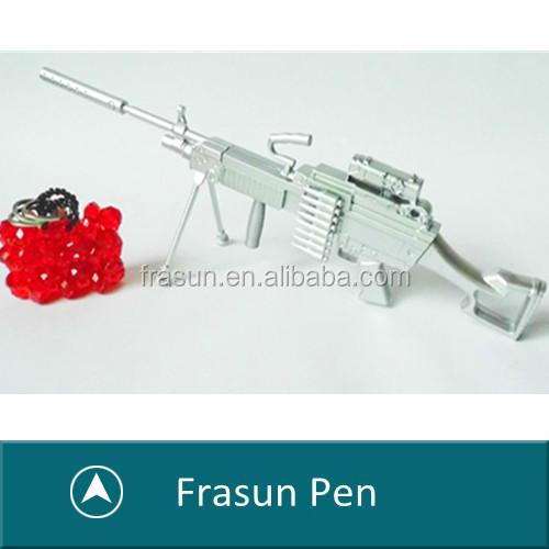 Amazing Gun Rifles Shape Spary Silver Pen,Craft Toy Children Uni Gel Pen -  Buy Uni Gel Pen,Amazing Gun Rifles Shape Uni Gel Pen,Craft Toy Children Uni