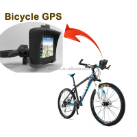 3.5 inch bike gps navigation with 8GB exchangeable battery Support fm transmitter rds bluetooth