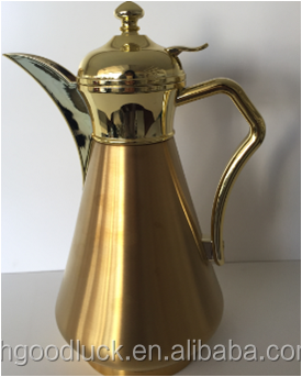 High Quality Stainless Steel Arabic Coffee Pot Dallah Dubai ...