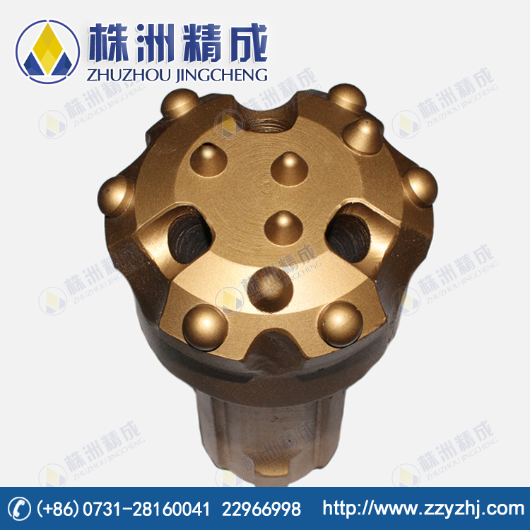 China High Efficiency DTH hammer rock drilling bits