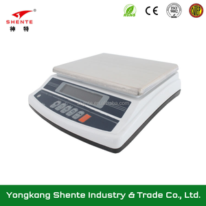 Washdown electronic OIML weighing compact table top scale/industrial weighing scale 3kg,6kg,15kg,30kg