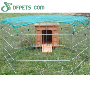 Large Outdoor Metal Rabbit Cages For Sale Stackable