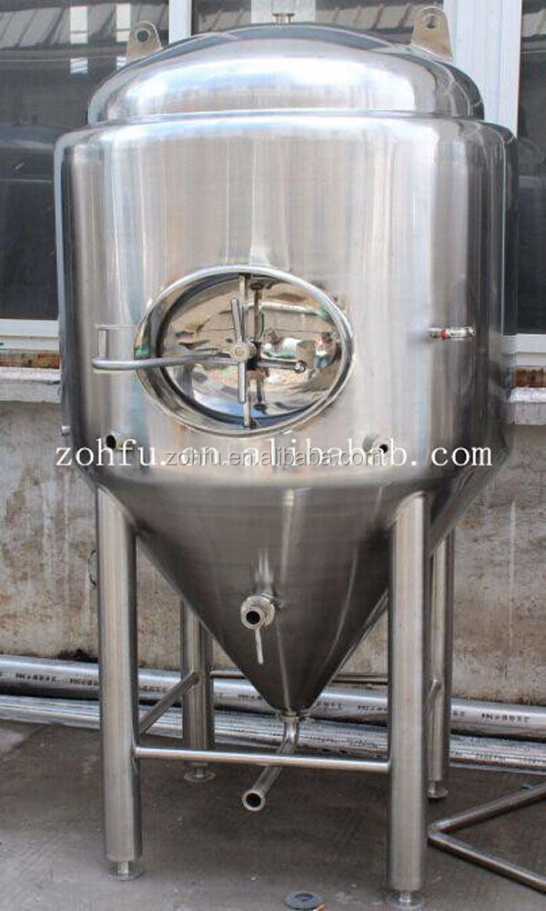 beer fermenters/beer fermenting equipment/beer fermentation tank for sale