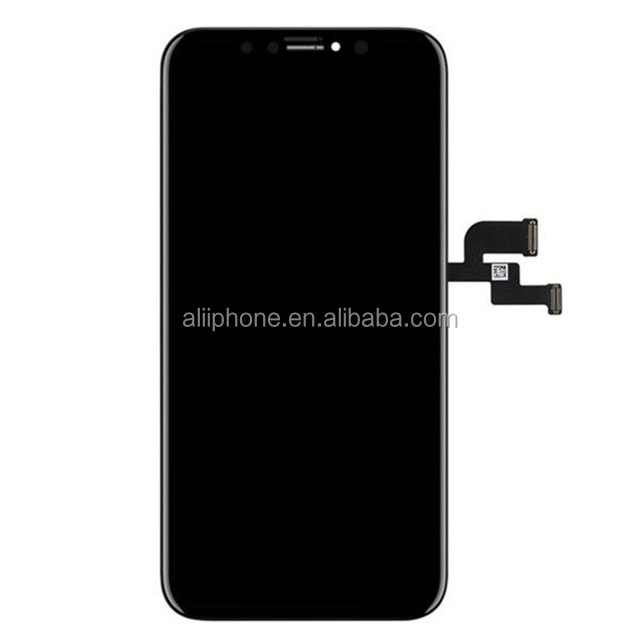 aliiphone Factory OLED quality For iPhone X Lcd screen assembly