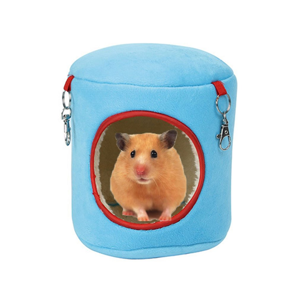 Shop For Cheap 6 Colors Hammock Small Animal Bed House Cage Nest Toys Lovely Hamster Ferret Rat Squirrel Bed House Distinctive For Its Traditional Properties Pet Products Small Animal Supplies