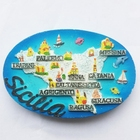 Custom Design Promotional Gift Home Decor Tourist City Souvenir 3D Resin Magnet