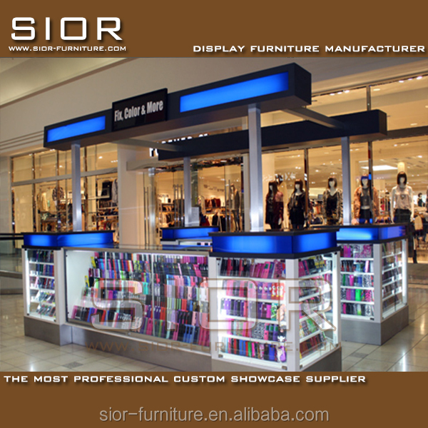 Cell Phone Store Fixtures Displays, Cell Phone Shop Furniture, Cell Phone Accessories Kiosk Hot Sale In Shopping Mall