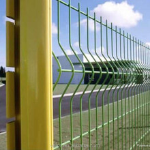 Welded Mesh Anti Climb Fencing Profiled Welded Mesh Fencing Crime Prevention fencing
