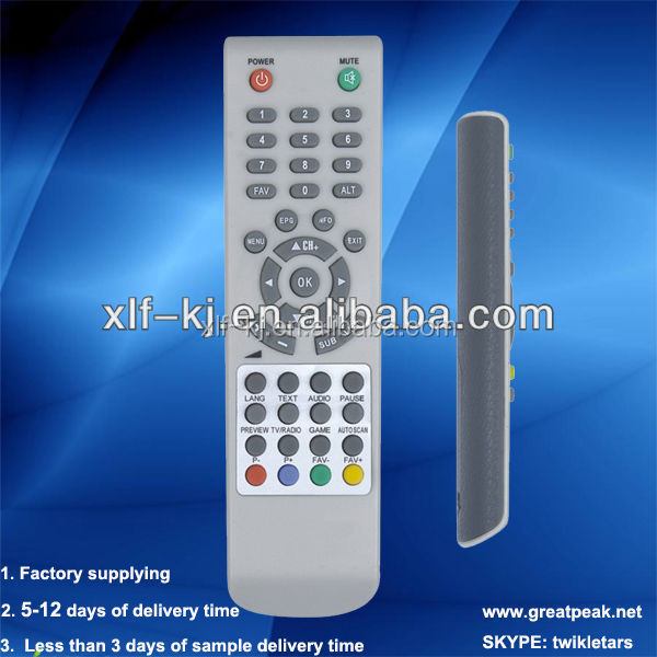 functional TV remote control for blue star ac