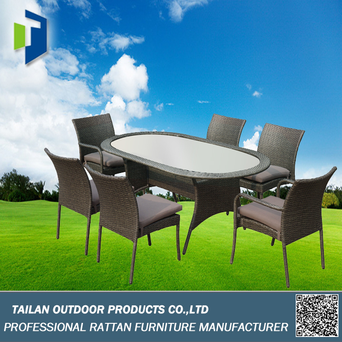 Modern furniture dining room set with 6 seater, dining table and chairs set