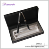 Preferential middle two rings black twin pen set in black box