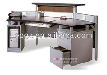 Furniture wholesale prices school reception desk