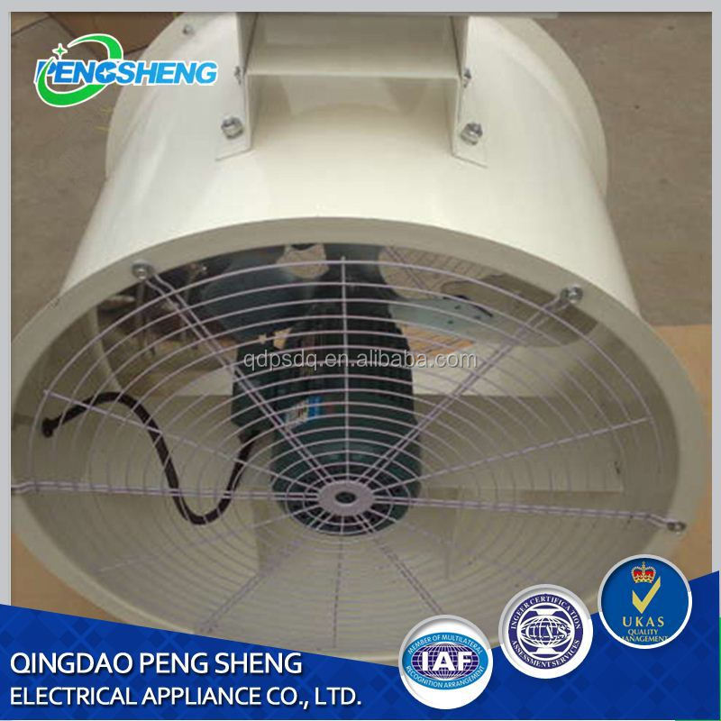 High speed and strong wind industrial portable air circulation fan
