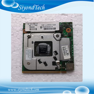 Original New Laptop Notebook Graphics Video VGA Card For HP 8510P 8510W 8710P 8710W 8530W 8530P 8540pP 8540W
