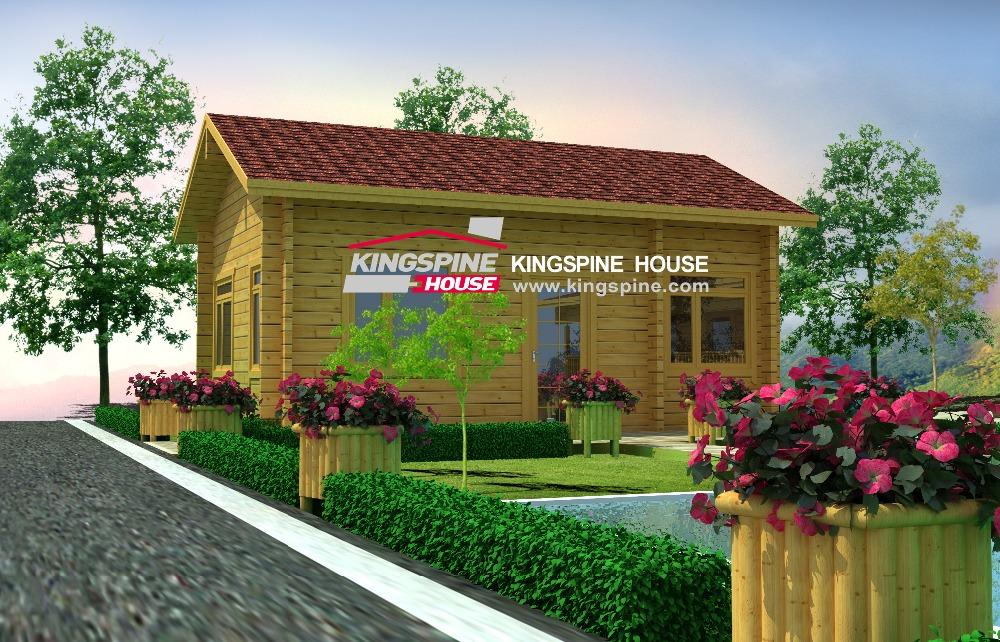 Caba a de madera de bajo costo casa prefabricada de madera - Casas rurales de madera ...