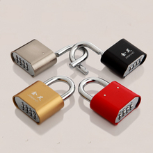 High Quality 4 Digits Combination Gym Lock Padlock Code Lock