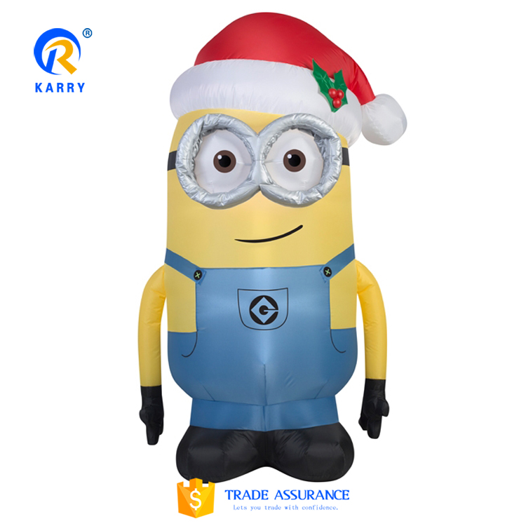 Hot selling christmas Minions decoration,chinese christmas decorations,hanging christmas gift decoration
