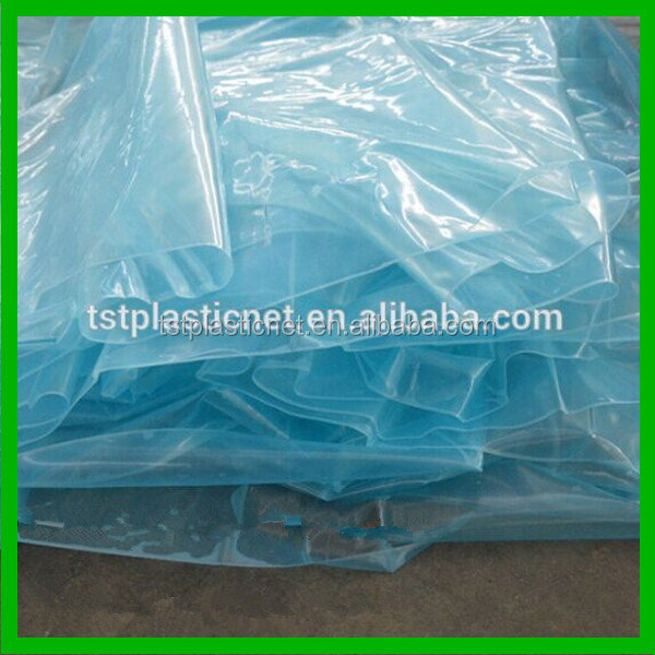greenhouse plastic film blowing mold type/uv resistant plastic film for fruit and vegetable