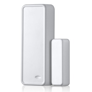 Wireless 433/868Mhz door/window contact for home security & smart door sensor self-check door/window status when user arm host