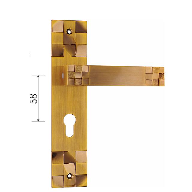 Attractive Structure Various Styles 300~390mm Oem Door Lever Handle - China Antique Black Lever Door Handle Wholesale 🇨🇳 - Alibaba