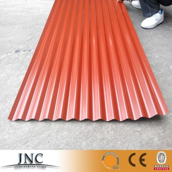 2017 Prime New Types Of Colored Corrugated Gi Gl Roofing Sheet 4x8 Ppgi