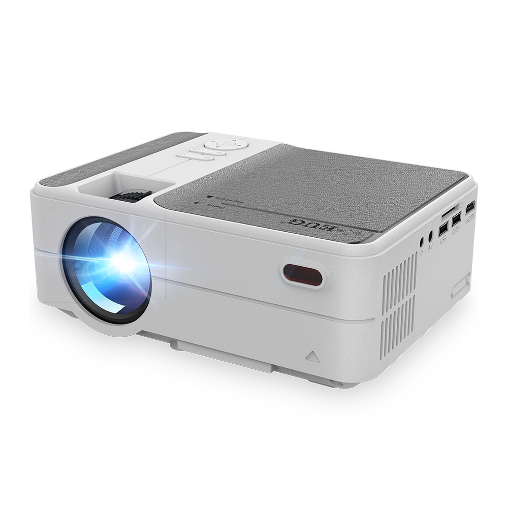 High lumen mini wifi projector support 1080P portable wireless led outdoor party projectors for home фото