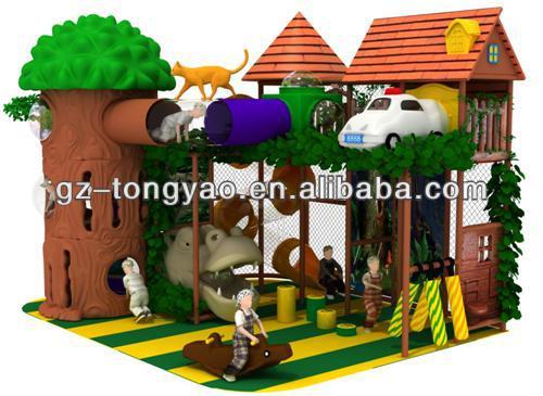 Ty-14007 New Design Jungle Theme With Dinosaur Indoor Playground ...