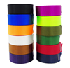 Durable Colored Nylon Heavy Webbing Straps for safety strap Sale