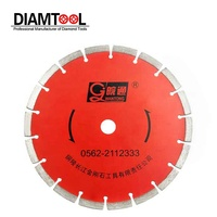 Quality Laser Welded Diamond Concrete Saw Blade For Reinforced Concrete Cutting Blade