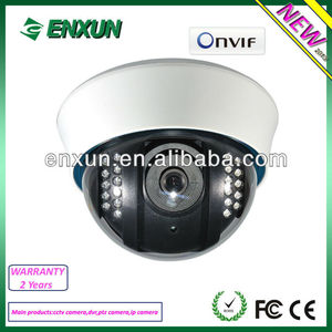 1.3 Megapixel IP Dome HD 1080P Camera,Support ONVIF with POE