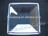 Hotel Fruite glass plate & Home Decorative Fruite glass plate