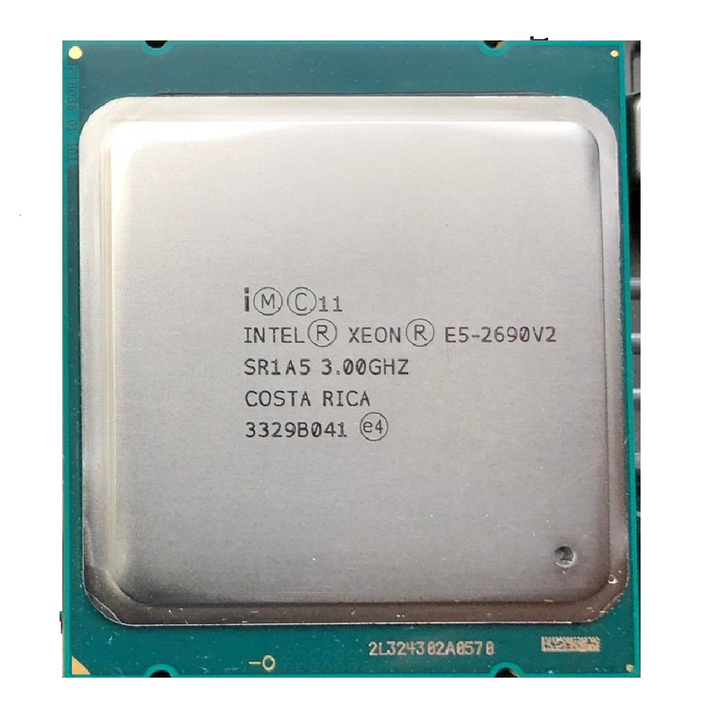 Wholesale Price! Intel Xeon Processor E5-2690 <strong>V2</strong> <strong>10</strong> Core 3.0GHz Server CPU