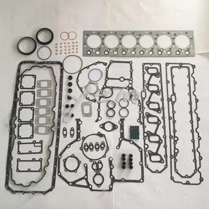 DL08 full gasket kit set engine cylinder head gasket