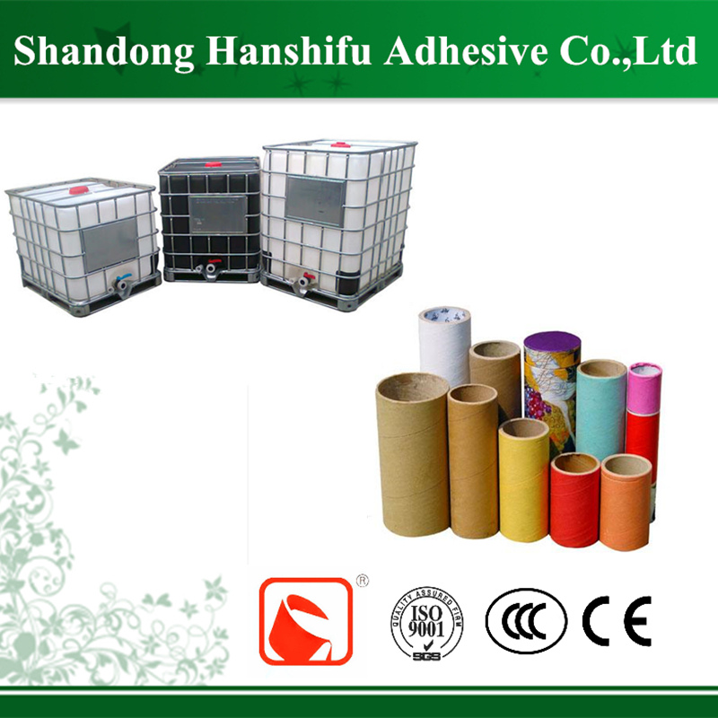 Online vendor low cost dry fast paper core tube tray glue adhesive