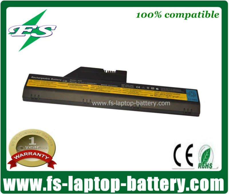 replacement battery laptop for IBM Thinkpad a30 a30p series