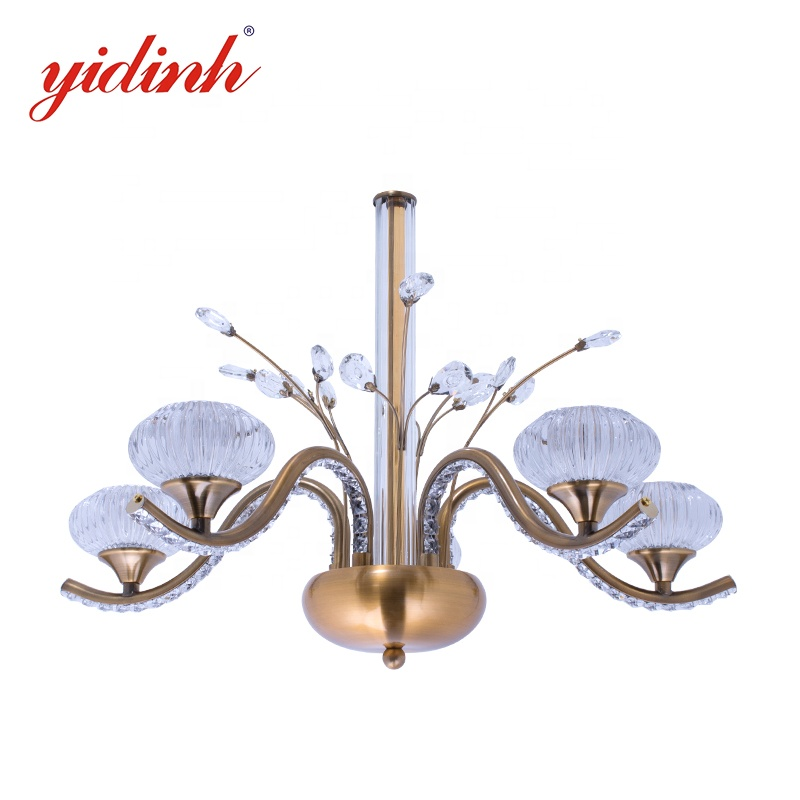 Contemporary Lighting China Standing Specification Crystal Chandeliers Modern Simple Light For Living Room Bedroom Led