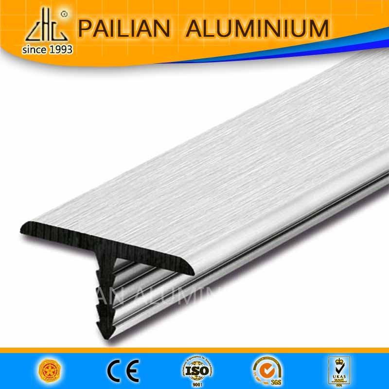 Anodized Aluminium T Profile T Shape Aluminium Profile T