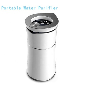Healthy water purification system mini ozone water purifier tablet