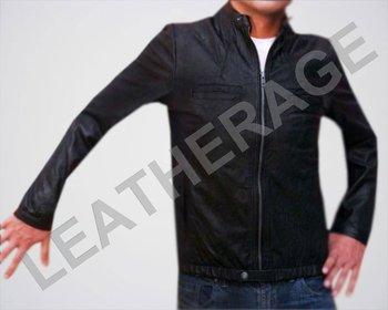 067b9f996 Oblow Leather Jacket Zac Efron 17 Again Movie - Buy Zac Efron Jacket  Product on Alibaba.com