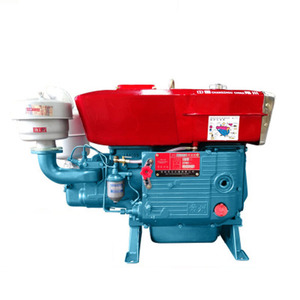 china oem brand agricultural machinery ZS1110 mini diesel engine 20 hp 1 cylinder diesel engines