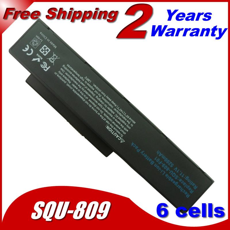 3UR18650-2-T0182 ноутбук аккумулятор для FUJITSU SIEMENS Amilo Li3710 Li3910 Li3560 Pi3560 Pi3660 SQU-809-F01 SQU-809-F02